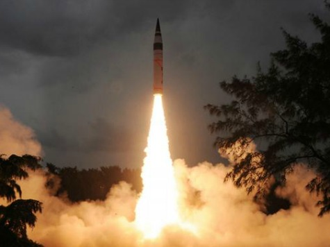 Russia Test-Launches 'Advanced' ICBM
