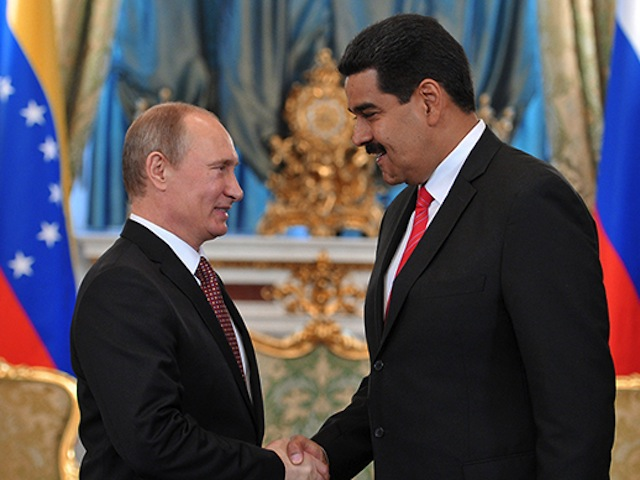 World View: Russia and Venezuela on Their Knees with Oil Prices Plunging