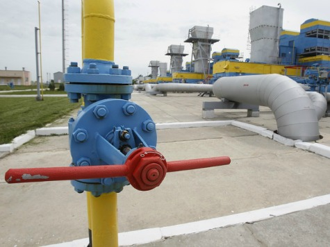 Russia says EU Mustn't Re-Export Gas to Ukraine: Report