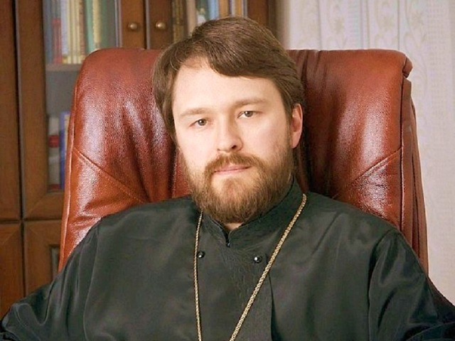 Metropolitan Hilarion Alfeyev: No Winners in a World War