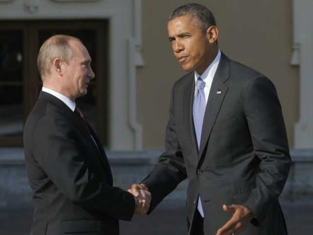 President Obama: 'We Want to Give Diplomacy a Chance' with Russia