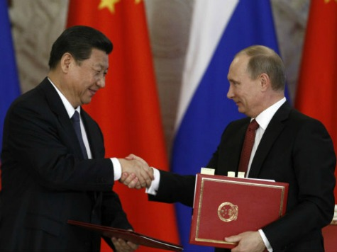 Russia, China Close to Gas Supply Deal