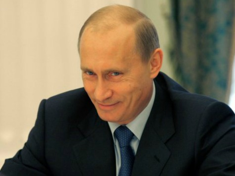 Putin's Approval Rating Hits 80 Percent