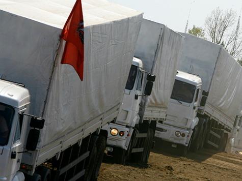 Russia Aid to Ukraine in Limbo as Shells Hammer Donetsk