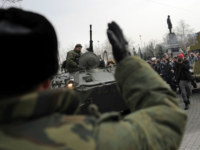 Putin Claims Troops Finally Leaving Ukraine Border; NATO and US See No Evidence of Withdrawal