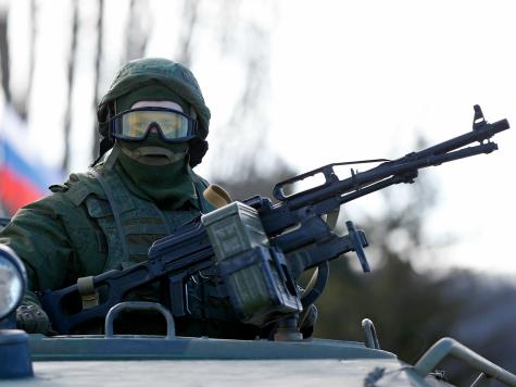 Russia Seizes Its Eleventh Border Post in Crimea