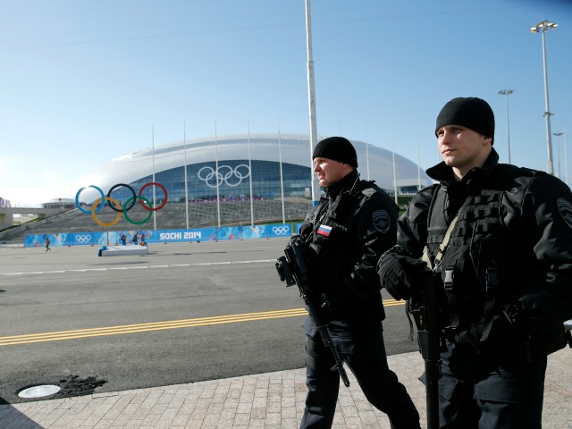 Showdown in Sochi: The Threat of Terrorism