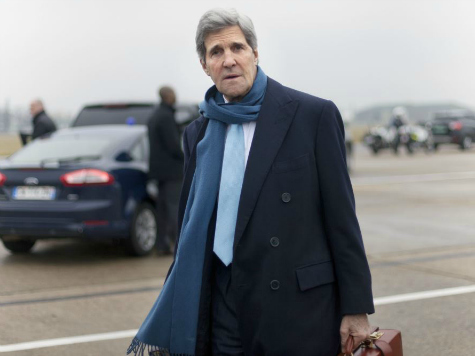 Kerry Urges US Envoys to Make Climate Change a Priority