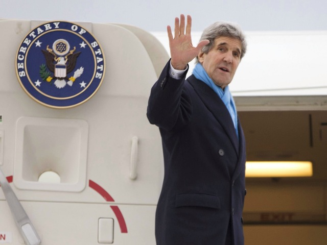 At AIPAC, Kerry Defends Obama's 'Strong Diplomacy' on Iran, Palestinians