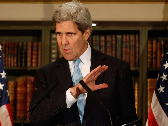Report: Israeli Officials 'Horrified' at Kerry Ceasefire Proposal, 'Complete Cave-In' to Hamas
