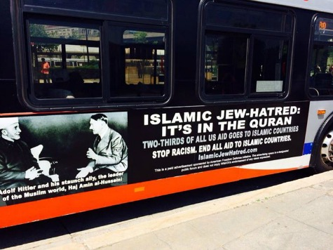 New AFDI Ad Campaign Tells Truths About Islam and Jihad That Government and Media Ignore