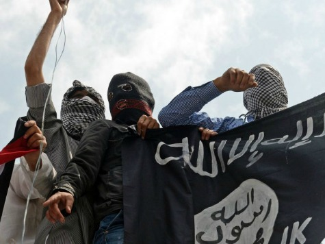 ISIS Flags Unfurled at anti-India Protests in Kashmir