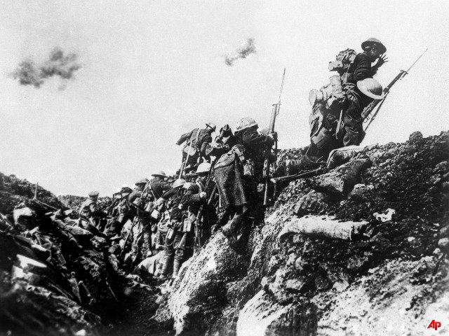 The Great War: A Conflict That Shaped the Modern World