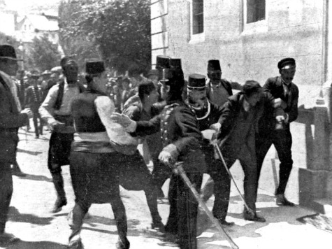 Assassination of Austrian Archduke Ferdinand Set Off 'The Month That Changed the World'