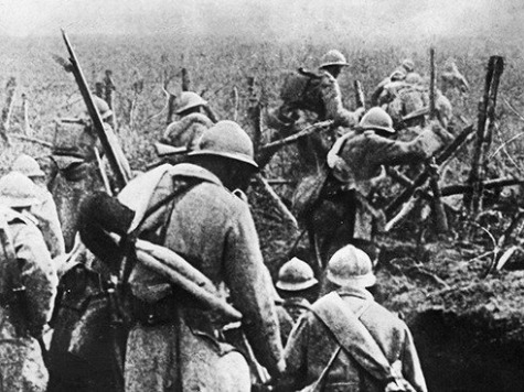 Pope: Mankind Has Not Learned the Lesson of World War I