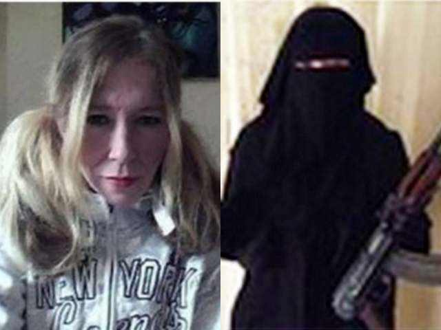 Rocker Girl, Mother of Two ISIS Recruit Wants to Behead Christians with 'a Blunt Knife'