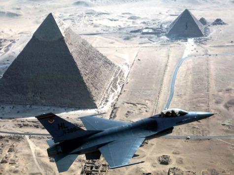 Obama Admin to Send Fighter Jets to Egypt Despite Turmoil