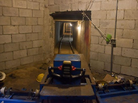 Sophisticated Mexican Drug Cartel Tunnels in San Diego Used Electric Rail System