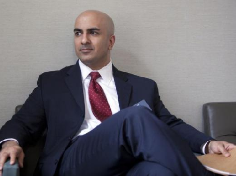 CA Gov. Race: Finance Wizard Kashkari Aims to 'Upgrade' Immigration Laws