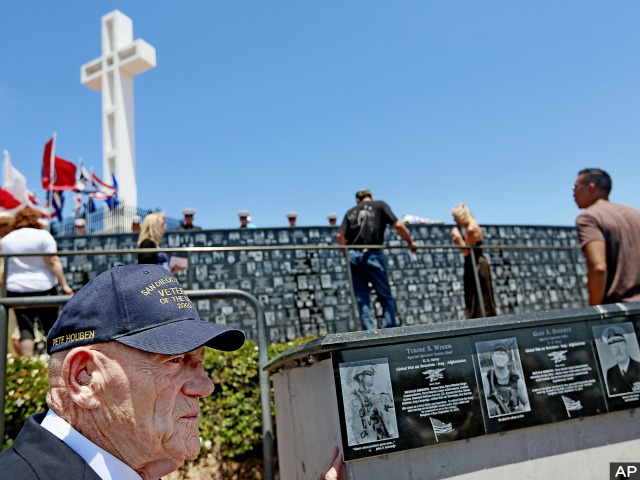 Eric Holder to Defend Soledad Cross