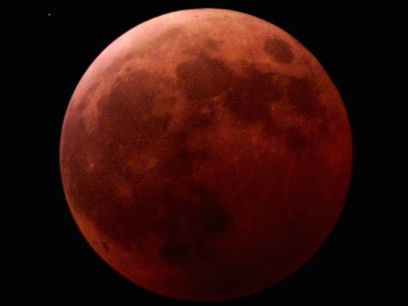 'Blood Moon' Eclipse on Holy Monday Sparks Prophecies of 'Rapture'