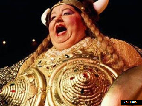 Fat Lady May Have Sung for San Diego Opera
