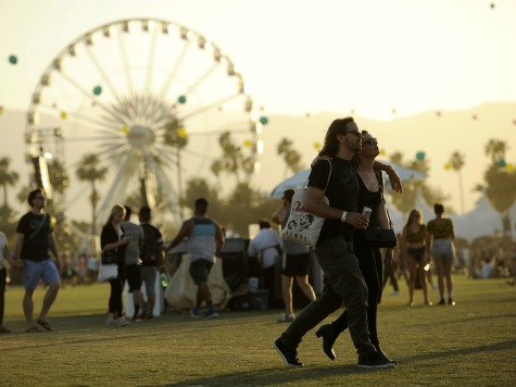 Coachella Marks First Death from OD