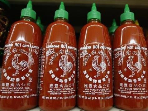 Democrat in Valley Woos Sriracha Hot Sauce