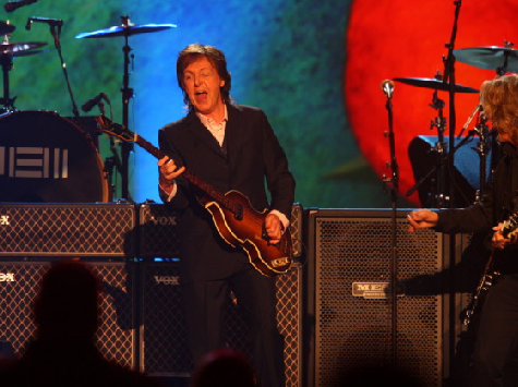 Paul McCartney to Play at Candlestick Park in Stadium's Last Event
