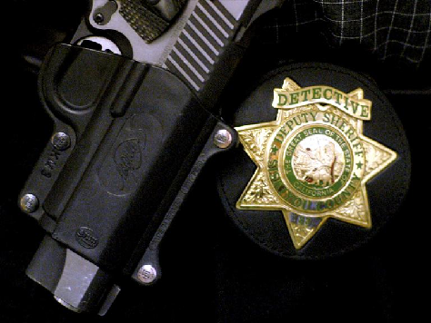 Guns, Badges Stolen During Police Charity Game in Los Angeles