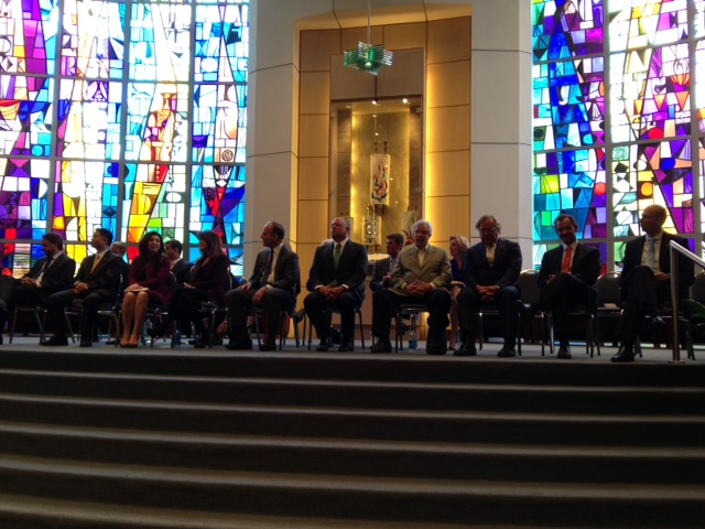 Live Blog: Candidates to Replace Waxman Face Off at CA-33 Forum