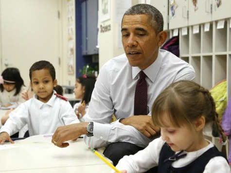 California Schools to Teach Kids Racial 'Significance' of Obama Presidency