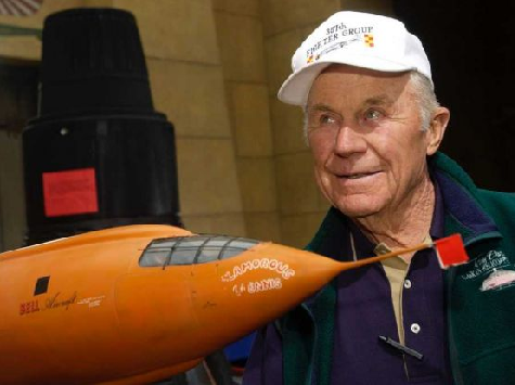 American Hero Chuck Yeager Faces Toughest Foe in Fresno Law Firm