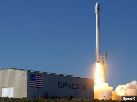 Space Industry Tax Break Headed to Governor Jerry Brown