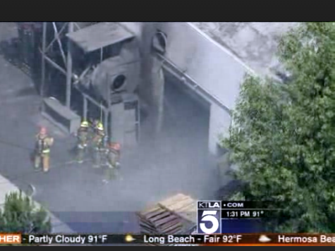 Eleven Injured in Los Angeles Area Business Explosion