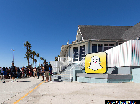 Snapchat Proves Tech Bubble Hasn't Burst Yet