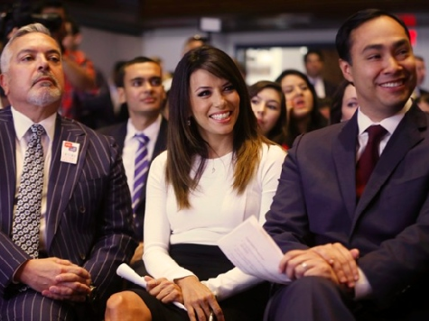Eva Longoria Launches 'Latino Victory Project' PAC