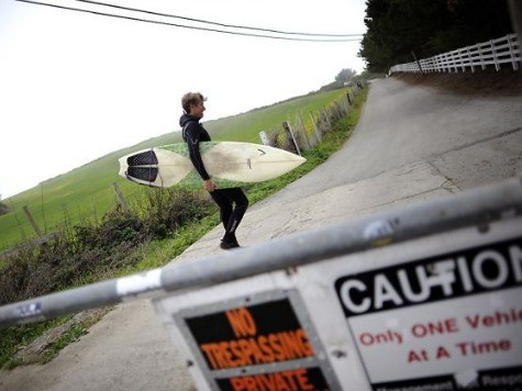 Billionaire Forced to Testify as Surfers Battle Silicon Valley in Beach Access Fight