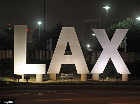 Jerry Brown Warns LAX Will Have to be Moved Due to Global Warming; Update: Aide Corrects