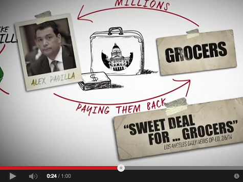 New TV Ad Slams Crony Capitalism, Lawmakers Push to Ban Plastic Bags