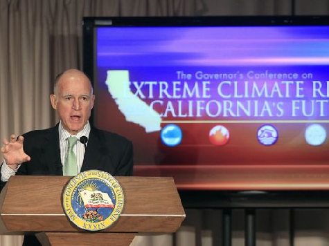 Jerry Brown: Humanity on Collision Course with Nature over Global Warming