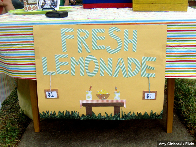 Police Shutdown of 11-Year-Old's Lemonade Stand at California Race Widely Unreported