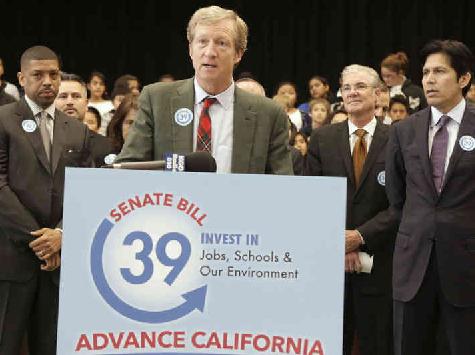 Billionaire Tom Steyer to Invest $50 Million to Defeat GOP