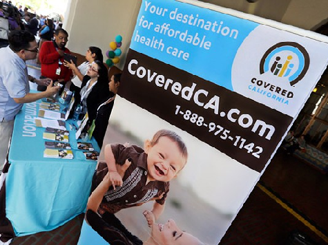 Major Obamacare Complaints in California