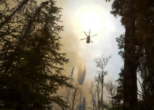 Alaska Is Burning in 'Apocalyptic' Wildfire