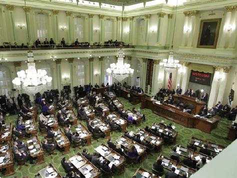 CA Legislators Are Highest Paid in USA