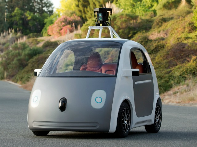 Google Unveils Driverless Car: No Brakes, No Gas, No Driver