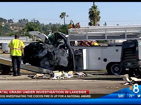 SD Driver Allegedly Drove Wrong Way to Commit Suicide
