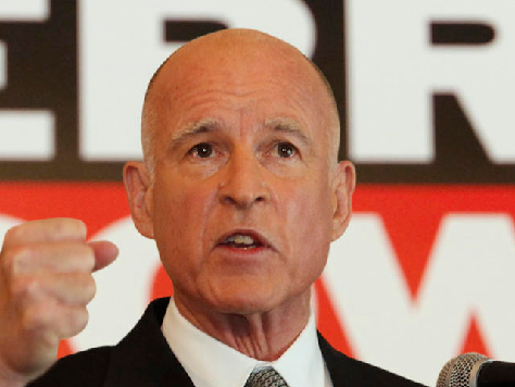 Jerry Brown Quickly Tops California Gubernatorial Primary