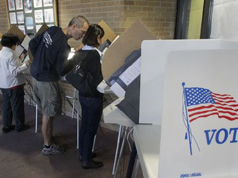 Chaos at Polls in Los Angeles County, Voters Turned Away